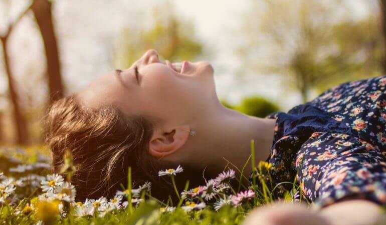 benefits of therapy include overall relaxation